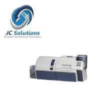 ZEBRA ZXP SERIE 8 DUAL SIDE CON LAMINADOR SINGLE