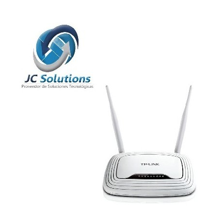 TPLINK TLWR842ND ROUTER INALAMBRICO