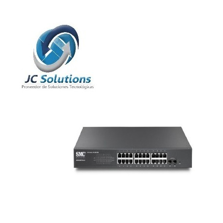 SMC SMCGS26PSMART SWITCH POE