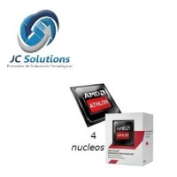 PROCESADOR AMD ATHLON 5350 4 NUCLEOS 2.05 GHZ