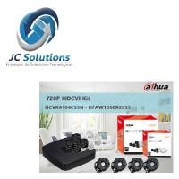 DAHUA HCVR4104CS3KITII KIT CCTV 4 CANALES