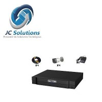 SAXXON PRO SAX7204HS3KIT KIT CCTV 4 CANALES