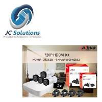 DAHUA HCVR4108CS3KITII KIT CCTV 8 CANALES